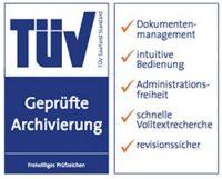 tuv-archivierung